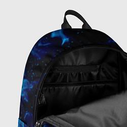 Рюкзак BRAWL STARS LEON SHARK цвета 3D — фото 2