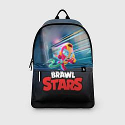 Рюкзак Brawl Stars Max цвета 3D-принт — фото 2