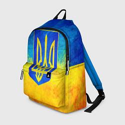 Рюкзак Флаг цвета 3D-принт — фото 1