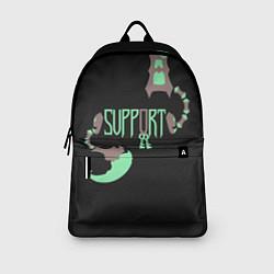 Рюкзак Support цвета 3D-принт — фото 2