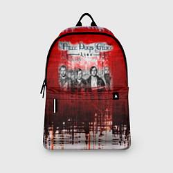 Рюкзак Three Days Grace цвета 3D — фото 2