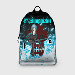 Рюкзак LIMP BIZKIT цвета 3D-принт — фото 2