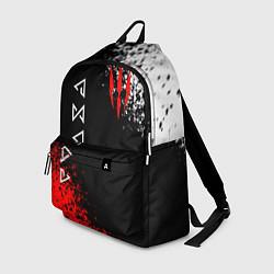 Рюкзак THE WITCHER цвета 3D — фото 1