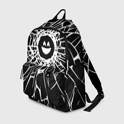 Рюкзак BLACK MIRROR цвета 3D-принт — фото 1