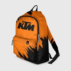 Рюкзак KTM цвета 3D-принт — фото 1