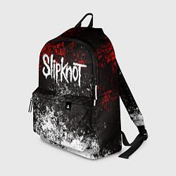 Рюкзак SLIPKNOT цвета 3D-принт — фото 1