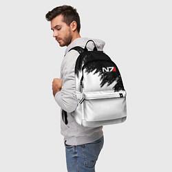 Рюкзак MASS EFFECT N7 цвета 3D — фото 2