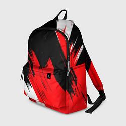 Рюкзак ТЕКСТУРА цвета 3D-принт — фото 1