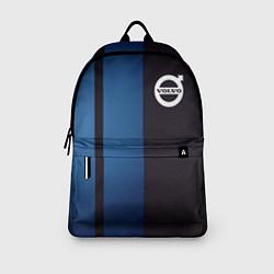 Рюкзак VOLVO цвета 3D-принт — фото 2