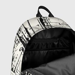Рюкзак The Umbrella Academy цвета 3D — фото 2
