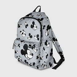 Рюкзак Микки Маус цвета 3D-принт — фото 1