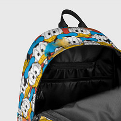 Рюкзак Дональд Дак цвета 3D-принт — фото 2