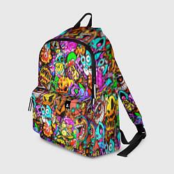 Рюкзак STANDOFF 2 STICKERS цвета 3D — фото 1