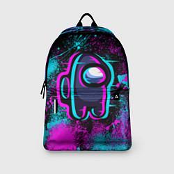 Рюкзак NEON AMONG US цвета 3D — фото 2