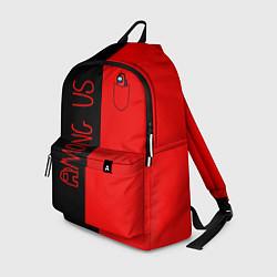 Городской рюкзак с принтом Among Us В кармашке, цвет: 3D, артикул: 10276316505601 — фото 1