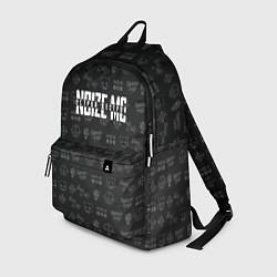 Рюкзак Noize MC цвета 3D-принт — фото 1