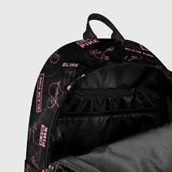 Рюкзак BLACKPINK цвета 3D — фото 2