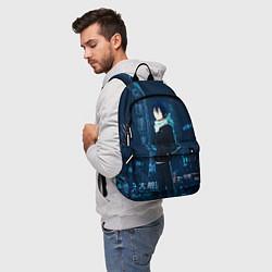 Рюкзак Ято цвета 3D-принт — фото 2