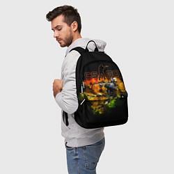 Рюкзак КС цвета 3D-принт — фото 2