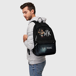 Рюкзак LIU KANG цвета 3D — фото 2