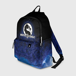 Рюкзак Mortal Kombat цвета 3D-принт — фото 1