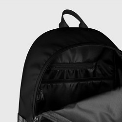 Рюкзак DEAD INSIDE DEATH STRANDING цвета 3D-принт — фото 2