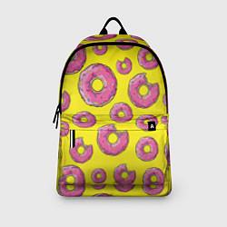 Рюкзак Пончики Гомера цвета 3D-принт — фото 2