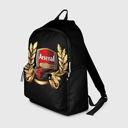 Рюкзак Arsenal цвета 3D-принт — фото 1