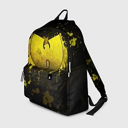 Рюкзак Wu-Tang Clan: Yellow цвета 3D-принт — фото 1