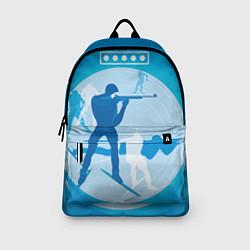 Рюкзак Биатлон цвета 3D — фото 2