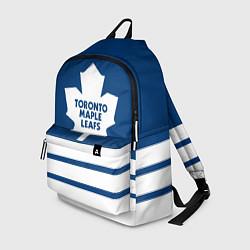 Рюкзак Toronto Maple Leafs цвета 3D-принт — фото 1