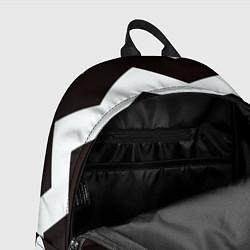 Рюкзак Полосы цвета 3D-принт — фото 2