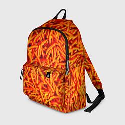 Рюкзак Морковь цвета 3D — фото 1