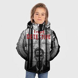 Куртка зимняя для мальчика True Detective: Blackwood цвета 3D-черный — фото 2