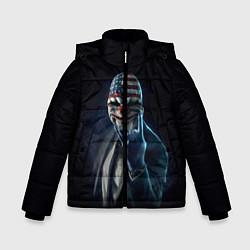 Куртка зимняя для мальчика Payday Rock цвета 3D-черный — фото 1
