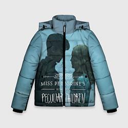 Куртка зимняя для мальчика Джейкоб и Элла цвета 3D-черный — фото 1