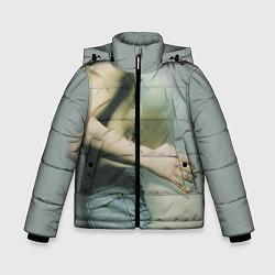 Куртка зимняя для мальчика Placebo Body цвета 3D-черный — фото 1
