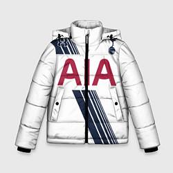 Куртка зимняя для мальчика Tottenham Hotspur: AIA цвета 3D-черный — фото 1