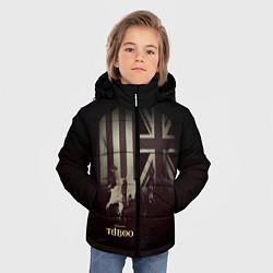 Куртка зимняя для мальчика Taboo London - фото 2