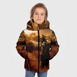 Куртка зимняя для мальчика S.T.A.L.K.E.R: Older Soldier цвета 3D-черный — фото 2