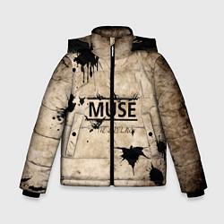 Куртка зимняя для мальчика Muse: the 2nd law - фото 1