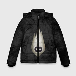 Куртка зимняя для мальчика Thousand Foot Krutch цвета 3D-черный — фото 1
