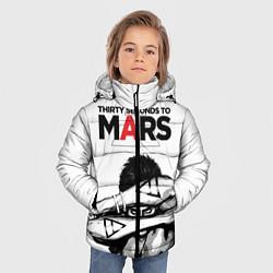 Куртка зимняя для мальчика 30 STM: Jared Leto цвета 3D-черный — фото 2
