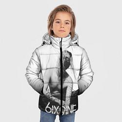 Куртка зимняя для мальчика 6IX9INE - фото 2