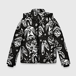 Куртка зимняя для мальчика Сибирские мотивы - фото 1