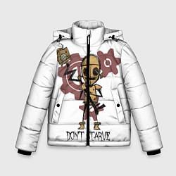 Куртка зимняя для мальчика Don't Starve: WX-78 - фото 1