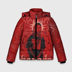 Куртка зимняя для мальчика Ghostemane Hexada цвета 3D-черный — фото 1