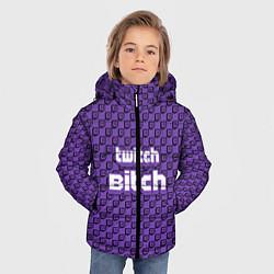 Куртка зимняя для мальчика Twitch Bitch - фото 2