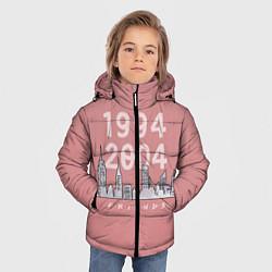 Куртка зимняя для мальчика Television Series Friends цвета 3D-черный — фото 2