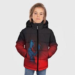 Куртка зимняя для мальчика Скриптонит - фото 2